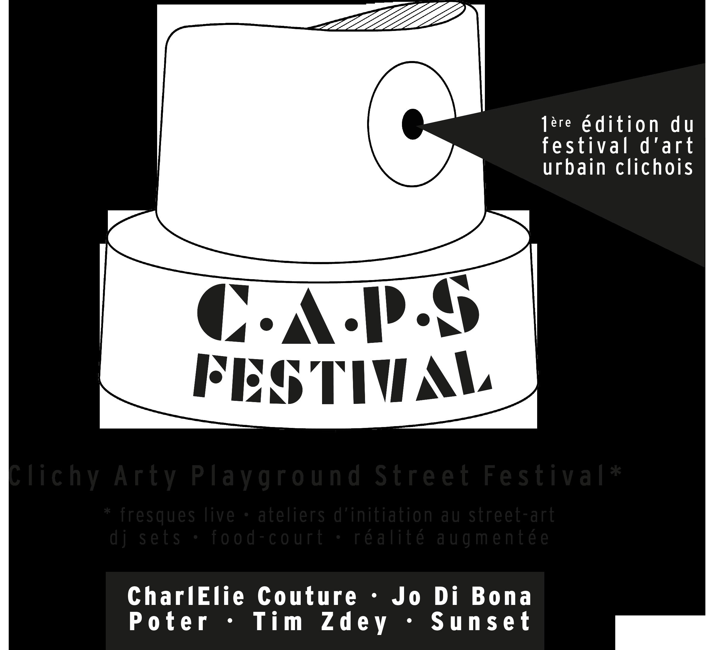 Festival Street Art CAPS FESTIVAL 2021